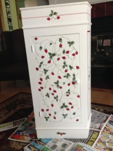 Strawberry Cabinet
